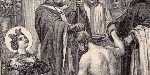 Clovis (Baptême)