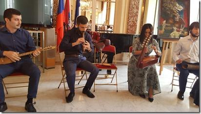 Ensemble musical Kona