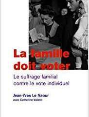 La famille doit voter