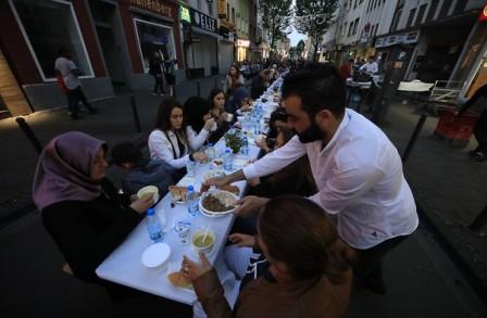 musulmans rue jeune