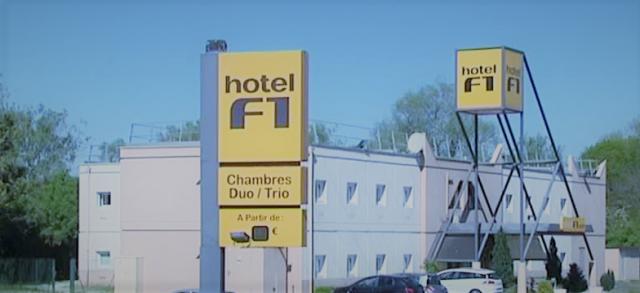 Hôtel F1 Séméac