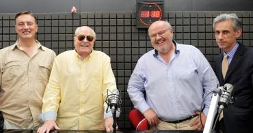 L'émission Synthèse du 22 juin : Philippe Randa, Jean-Marie Le Pen, Roland Hélie et Pierre de Laubier.