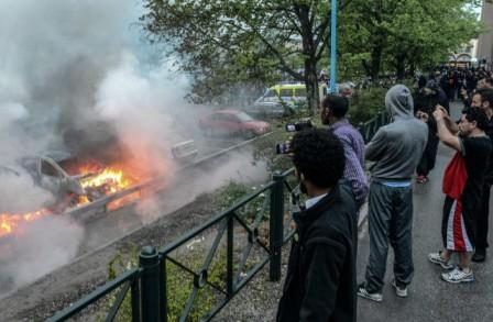 Stockholm délinquance