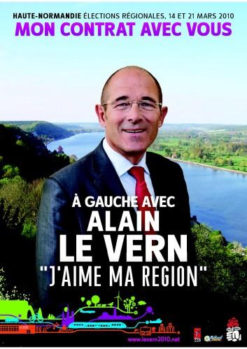 Alain Le Vern.
