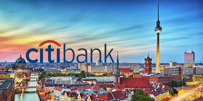 Citibank Berlin