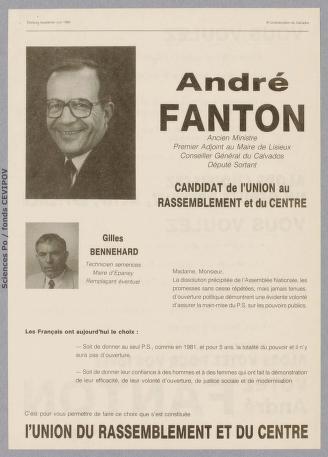 Fanton à Lisieux... enfin ! 1988