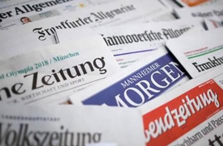 medias allemands