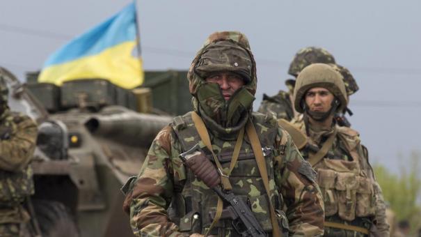 Armée Ukraine .