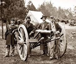 1861-1865 - La guerre de Sécession.