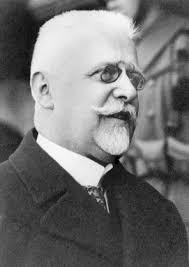 Le national-libéral Johannes Schober a été à plusieurs reprises chancelier d'Autriche.