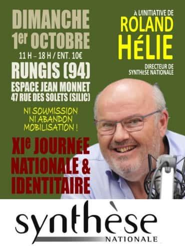 Roland Helie 11e Journee SN
