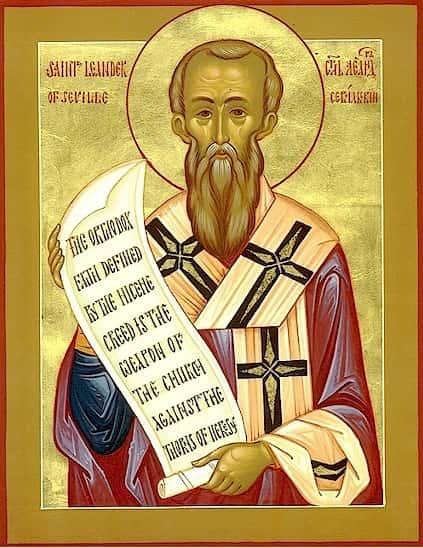 Saint Isidore de Séville.
