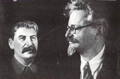 Ô Staline, je ne vois pas venir Trotsky…