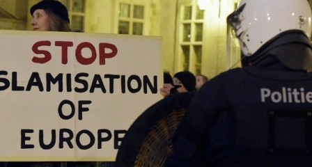 Stop islamisation of Europe