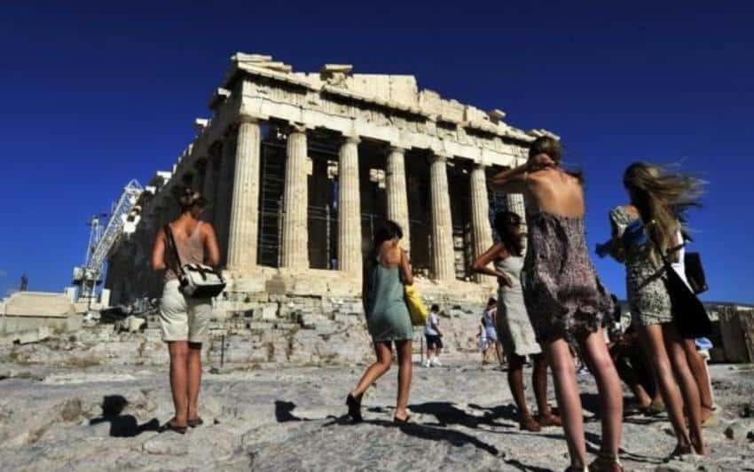 Tourisme grece