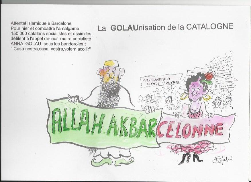la-Golaunisation