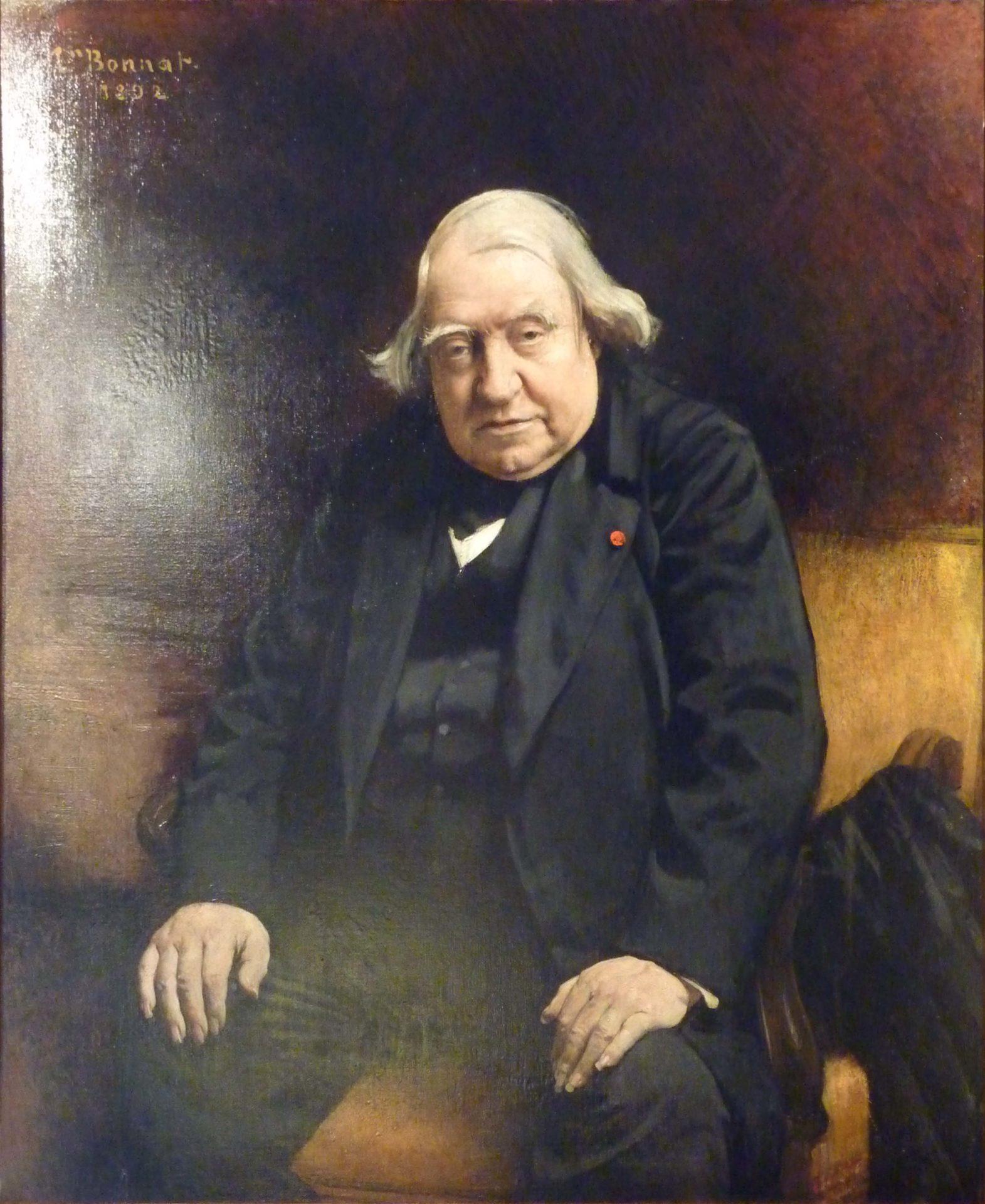Ernest Renan.
