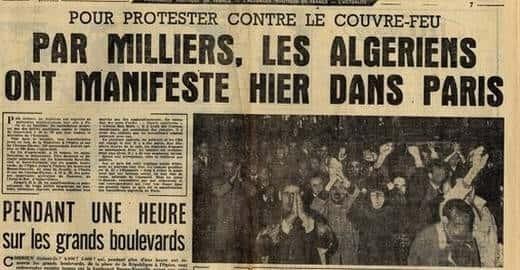 17octobre 1961