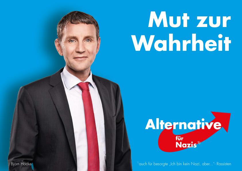 Björn Höcke - AfD Alternative für Deutschland