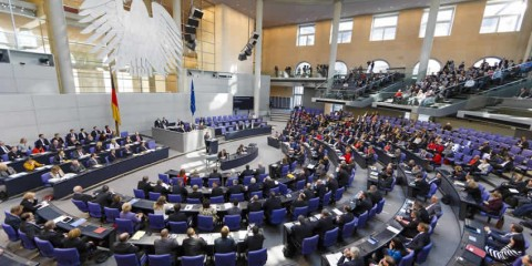 L'AfD entre au Bundestag.