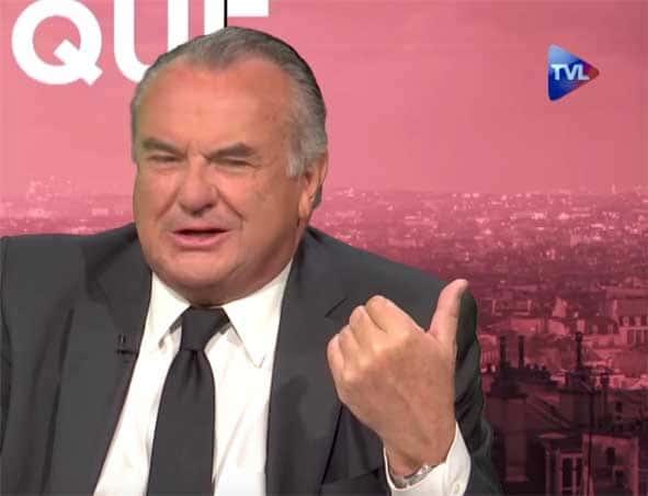 Alain Marsaud sur TVLibertes.