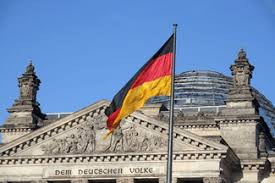 Le Bundestag.