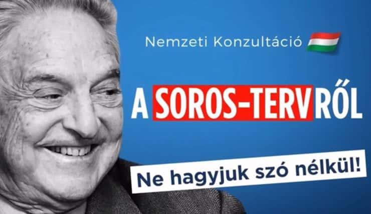 Hongrie Soros