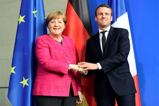 Macron veut devenir khalife à la place de «la» khalife…