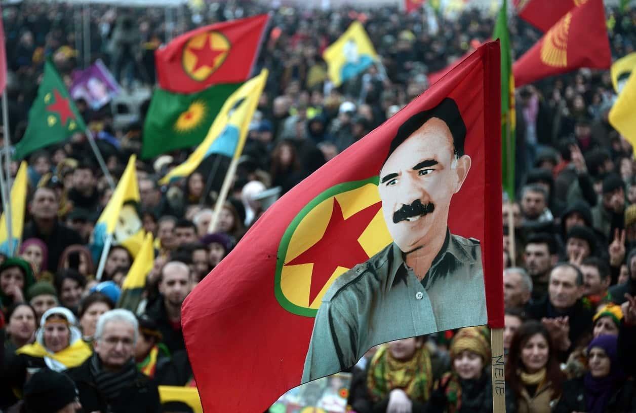 PKK - Parti des travailleurs du Kurdistan