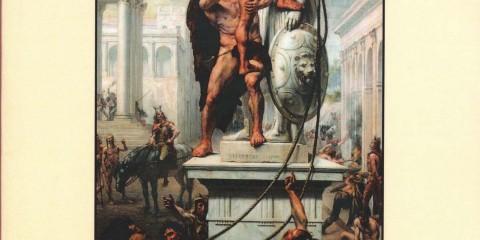 Et Rome s'enfonça dans la nuit
