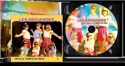 5e CD des Brigandes