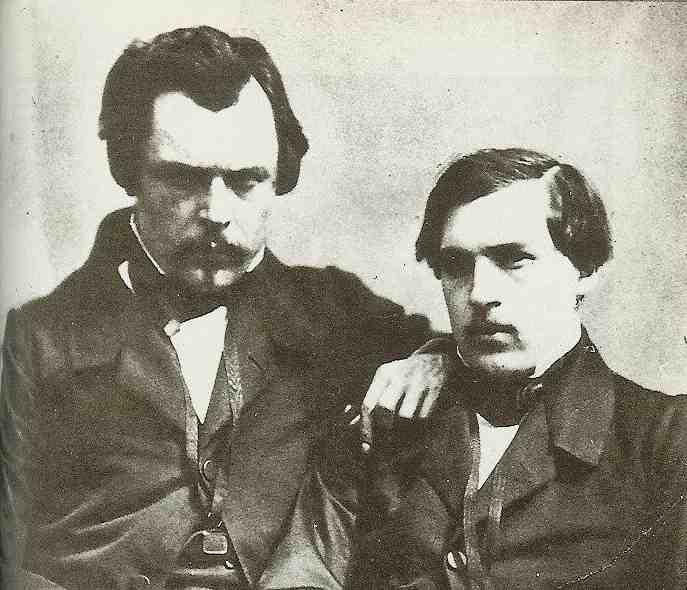 Les frères Goncourt, Edmond de Goncourt et Jules de Goncourt, sont deux écrivains français du XIX siècle classés dans l'école naturaliste.