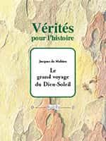 Le grand voyage du Dieu-Soleil (Éditions Dualpha)
