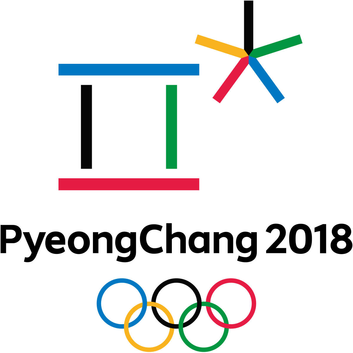 Les jeux Olympiques d'hiver de 2018 à Pyeongchang.