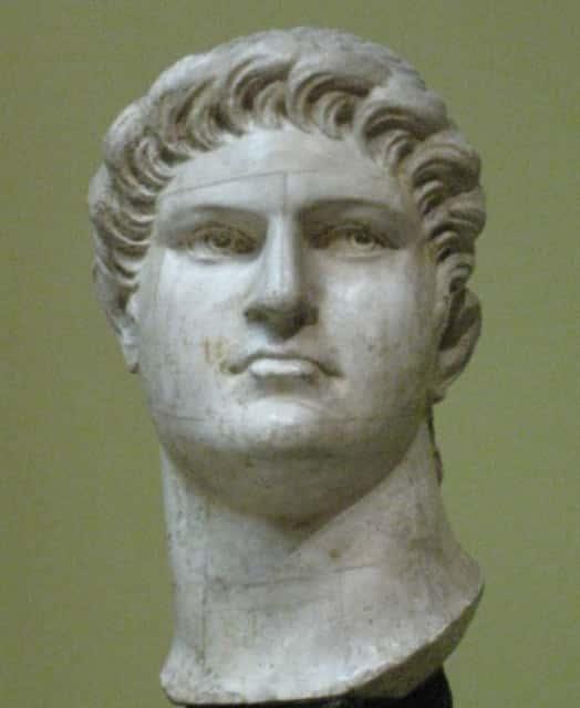 Tiberius Claudius Nero.