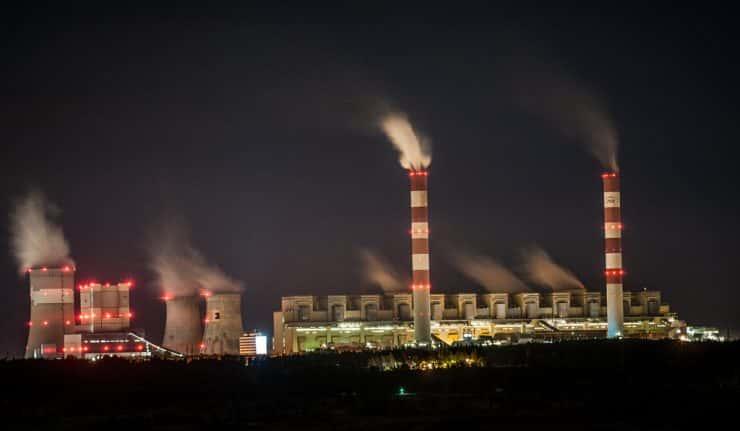 Pologne  charbon au nucleaire
