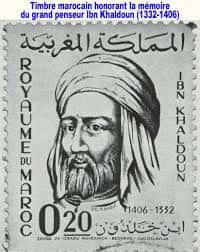 Timbre Ibn Khaldun