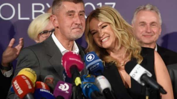 Triomphe populiste en Tchequie