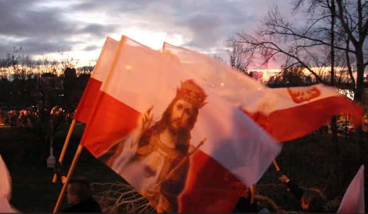 Varsovie marche Independance 2017