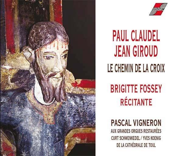 Chemin de la Croix de Paul Claudel récité par Brigitte Fossey.