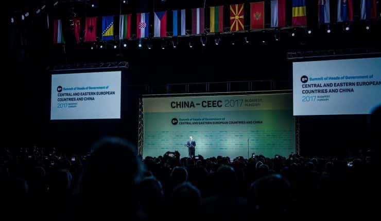 Chine CEEC