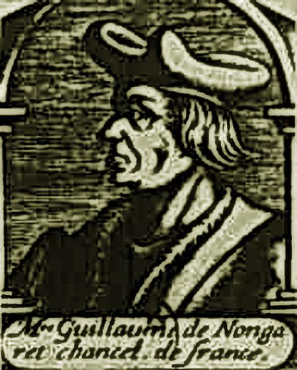Guillaume de Nogaret.
