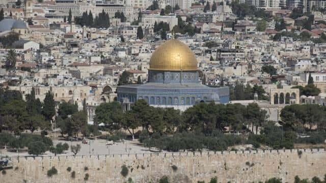 Jérusalem Capitale.