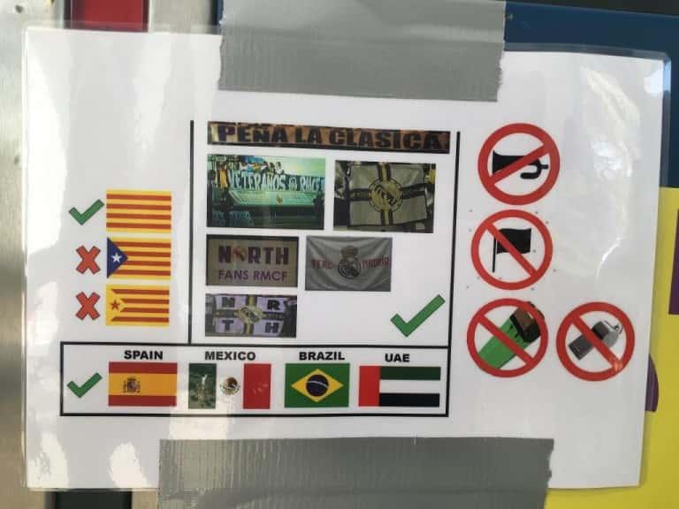 La FIFA interdit l'Estelada.