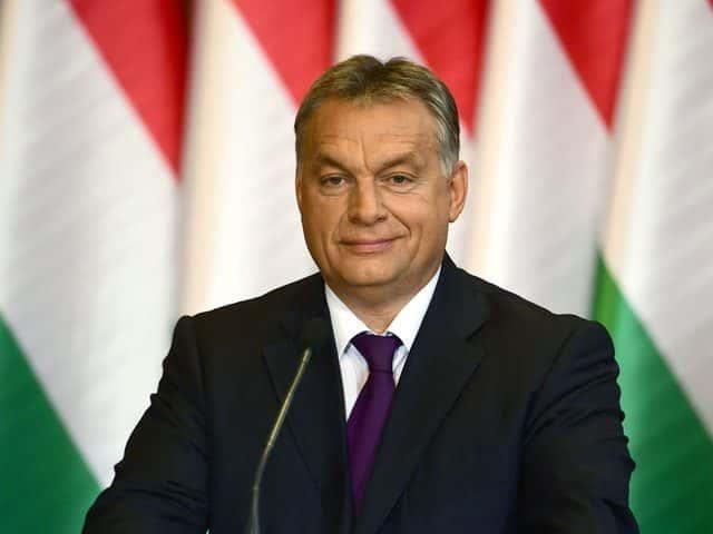 Viktor Orbán, Premier ministre de Hongrie.
