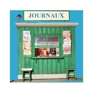 kiosque à journaux… d'un temps bien révolu !