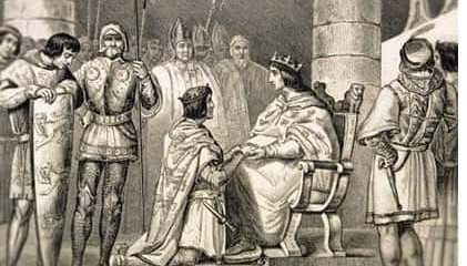 Edouard III hommage