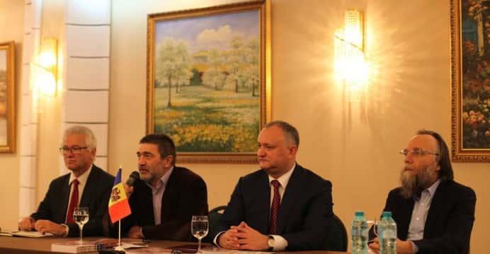 Forum eurasiste de Chișinau