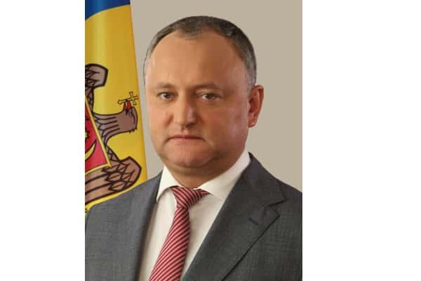 Igor Dodon.