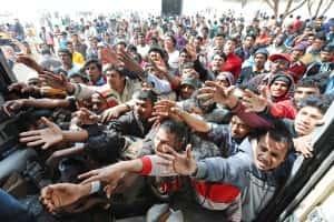 migration de masse